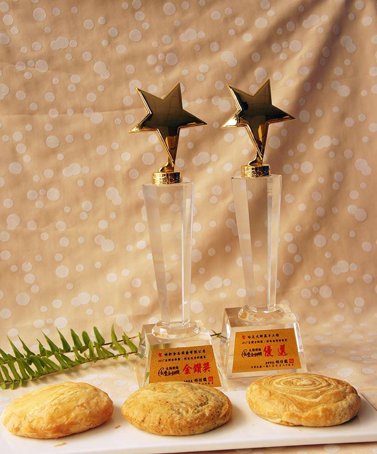 台中太陽餅-石虎咖啡,台中伴手禮,2018台中花博石虎咖啡太陽餅
