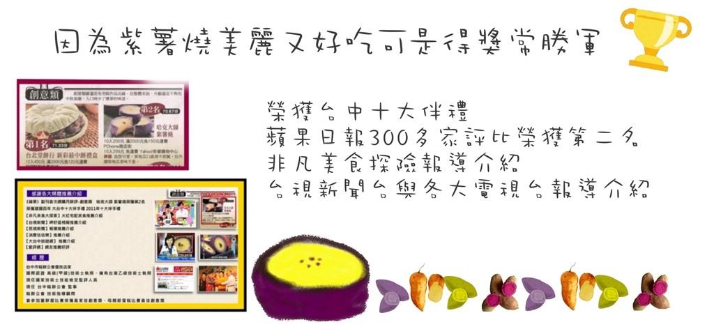 哈克大師紫薯燒,台中伴手禮,台中太陽餅,台中牛軋糖,台中鳳梨酥,台中名產伴手禮,太陽餅節,台中十大伴手禮